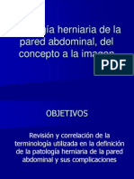 Hernias Pared