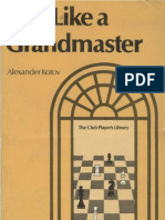 Alexander Kotov - Play Like a Grandmaster