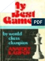 Anatoly Karpov - My Best Games
