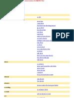 English Idioms - Sayings and Slang