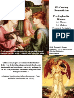 6. Romanticism and Pre-Raphaelite Women Artists