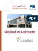 Guide Sciencedirect 1