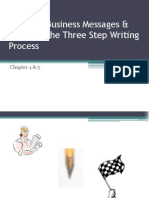 1230 Ch 4_5 Applying the Three Step Writing Process
