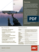 AeroVironment Puma Drone Info Sheet