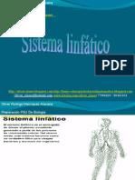 16 - Presentación 16 - Sistema Limfatico