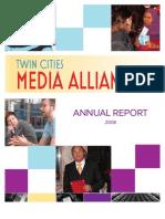 Tcma Annual Report 7-21-09