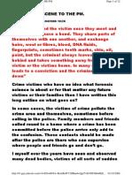Free Data Crime Scene to PM