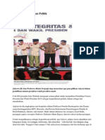 Artikel Pilihan Media Indonesia 4 Juni 2014