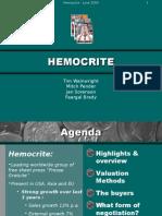 HEMOCRITEv2