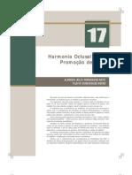 Harmonia oclusal para promoção da saúde