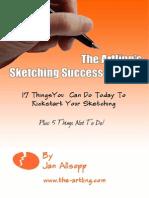 The Artlings Sketching Success Manual