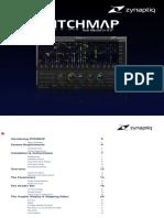 Zynaptiq PITCHMAP Manual