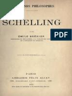 33666903 Brehier Schelling