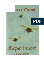 John Le Carre    Experiment Secret