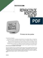Manual Sobre Reparacion de Monitores