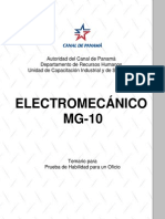 Electromecanico Mg 10