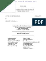 Plaintiff's response in Bourke v. Beshear