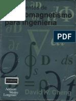 Fundamentos de Electromagnetismo Para Ingenieria - David K. Cheng