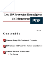 Los 109 Proyectos Nacionales Cni Blanco
