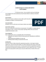 1 Hour ID Mortgage Law Update Syllabus 2014