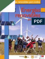 Folleto de Energía Renovable