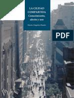 Durán 2008 La Ciudad Compartida. Conocimiento, Afecto y Uso