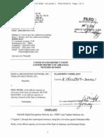 DRN and Vigilant v. Beebe and McDaniel - Complaint