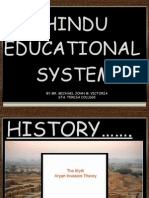 Hindu Educational System