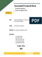 Tanque Hidroneumático y Tecnica de Colocación de Sistemas de Bombeo.