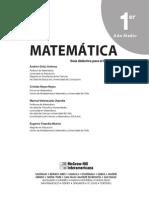 Matemática - I° Medio (GDD)
