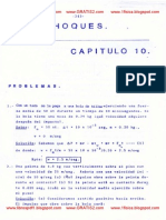 Cap 9 Choques-ejercicios Resueltos-resnick Halliday