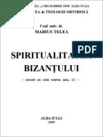 Suport Curs Spiritualitatea Bizantului