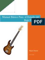 Manual Básico Para Bajo Electrico