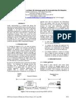 01 Implémentation d'Un Système de Tatouage Pour La Transmission