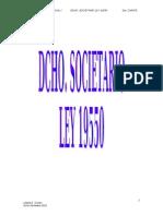 sociedades Unne