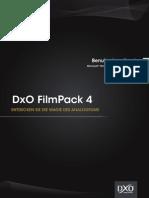 DxO FilmPack 4 Benutzerhandbuch Win Mac