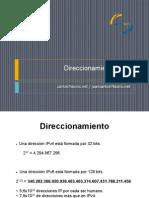 001-Direccionamiento y Protocolo IPv6
