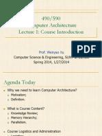 Lecture01 Intro