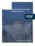 Minnesota Ethnic and Community Media Directory [082009]