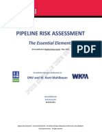 Pipeline Risk Assessment Essential Elements w Sample Case0113_tcm153-535261