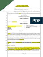 2013.Complaint Authority Sample