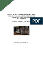 Manual de Operacion Rsp
