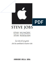 Steve Jobs - Stay Hungry Stay Foolish