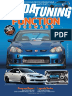 Honda Tuning - January 2014 USA