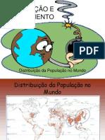 Populacao e Povoamento