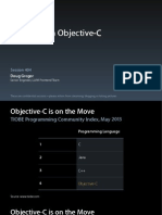 Objective C Advanced