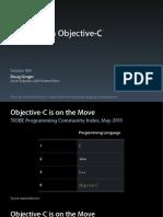 Objective C Advanced