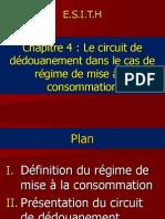 Chap 4 Le Dédouanement Régime 010