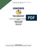 Pesum de Estudios Gnosticos Para Misioneros Vm.gurdjieff