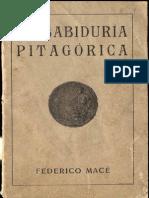 Mace Federico - La Sabiduria Pitagorica